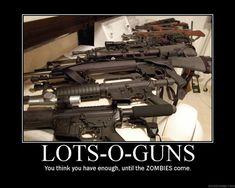 gun unmotivational posters