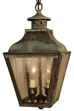 Portland Pendant by Lanternland | Made in USA outdoor lighting