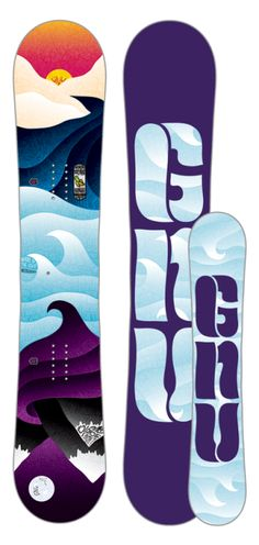 Next board! Love #gnu boards!