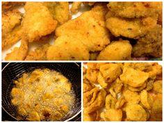 Funghi porcini fritti | Svinando Magazine |