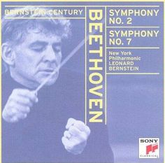Precision Series Bernstein/New York Philharmonic Orchestra - Beethoven:Syms. 02 & 07