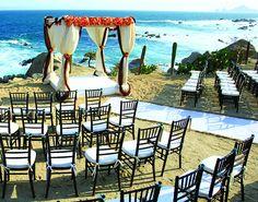 Hacienda Encantada Resort & Spa - one of 3 resorts in Los Cabos, Mexico to meet the destination wedding of your dreams via Destination Weddings & Honeymoons