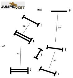Jump courses