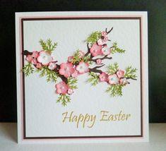 Easter Sakura Card