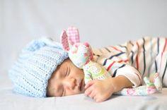 Blissfully asleep!