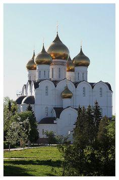 Maria-Entschlafens-Kathedrale - Jaroslawl