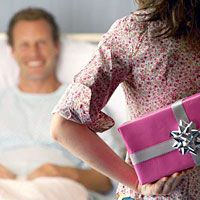 Perfect Gifts for Hospital Visits  These ideas will help you choose gifts for a friend or family member who's in the hospital or recovering that will brighten their spirits and help ease their recovery.cms.carepackages.com