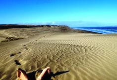 Kaipara Harbour, New Zealand — by Antonio and Amanda @ CYCLING EL MUNDO. This remote section of the north island is great for a weekend get away.just ocean and sand dunes New Zealand, Picture Video, Amanda, Remote, Travel Photography, Cycling, Around The Worlds, Heaven, Ocean