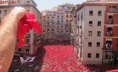 Los Trenes del Chupinazo de Renfe saldrán desde Madrid y Barcelona el 6 de julio