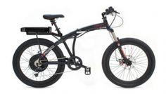 Prodeco Phantom X Folding Electric Bicycle