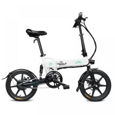 Fiido Electric Bike Foldable Ebike with 3 Working Modes,Shimano Speed Gear white) - UKsportsOutdoors Electric Bike Price, Electric Moped, Folding Electric Bike, Folding Bicycle, Bicycles For Sale, Bike Sale, E Scooter, Waterproof Backpack, Rubber Tires