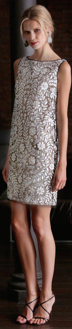 Vestido de novia <3 Inspírate en bodatotal.com/ bodas-vestido de novia-wedding dress--wedding Naeem Khan Resort 2015