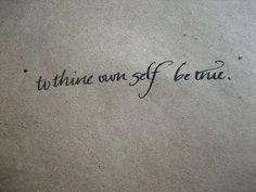 great tattoo! I really love this quote. If I got another quote tattoo, this would probably be it.