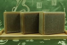 Peony & Honeysuckle Shea Butter CP Soap. Moisturize & Revitalize. Made with Peony infused Olive Oil and Rice Extract. ACCaN Vancouver. 2014