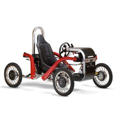 The Electric All Terrain Pendular Quadricycle - Hammacher Schlemmer Three Wheel Bicycle, Velo Cargo, Tricycle Bike, Moto Car, Reverse Trike, Pedal Cars, Bicycle Design, Go Kart, Electric Cars