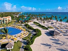 Ocean Blue and Sand Beach Resort - All-Inclusive in Punta Cana, Dominican Republic