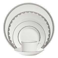 Vera Wang Wedgwood  Flirt 5-Piece Place Setting