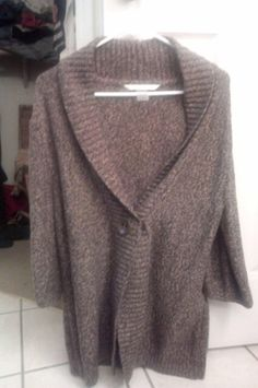 Ladies large Nygard sweater lightly worn