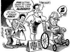 Jamaica Gleaner - Cartoons