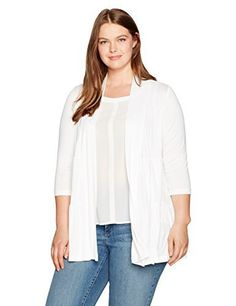 "Product review for Karen Kane Women's Plus Size Tiered Jacket.  - Light weight jersey open front jacket with tiered sections   	 		 			 				 					Famous Words of Inspiration...""Eloquence may set fire to reason.""					 				 				 					Oliver Wendell Holmes 						— Click here for more from Oliver Wendell..."