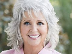 | Paula Deen Shag Hairstyles, Hairstyles Over 50, Older Women Hairstyles, Trendy Hairstyles, Medium Hairstyles, Layered Hairstyles, Wedding Hairstyles, Bouffant Hairstyles, Beehive Hairstyle