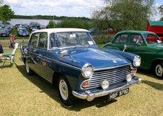 Morris Oxford VI (1966)