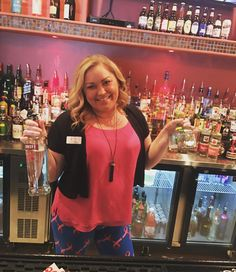 My girl is so damn cute!! Come on out so she can fix you a drink!! #WSWDelmarva