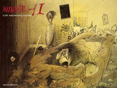 Withnail & I and Ralph Steadman - two of my favourite things!