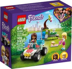 Buggy, Creative Play, Creative Gifts, Creative Thinking, Lego Friends Sets, Life App, Vet Clinics, Dramatic Play, Lego Building