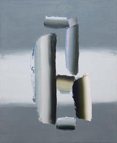 Anna Leonhardt, o.T. (41), 2014, Öl auf Leinwand, 165 x 135 cm