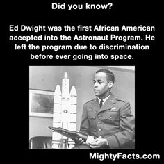 First African American in the U.S. Space Program