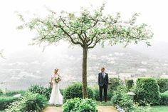 Romantic garden wedding off the Amalfi coast - 100 Layer Cake Garden Wedding, Dream Wedding, Amalfi Coast Wedding, 100 Layer Cake, Destination Wedding, Romantic, Wedding Dresses, Party, Bride Dresses