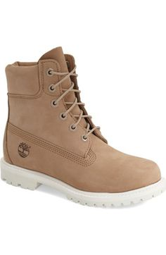 Timberland '6 Inch Premium' Waterproof Boot (Women) available at #Nordstrom