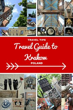 Poland Travel Inspiration - Thinking of visiting Krakow on your next vacation to Europe then why not check out my handy travel guide to Krakow which is perfect for a 3 night city break in Krakow; home to a beautiful castle, the best ice cream you will ever eat and copious amounts of history - this European city will surprise you. Click the link to read more Krakow Travel Tips plus where to find yummy gluten free food while on holiday.