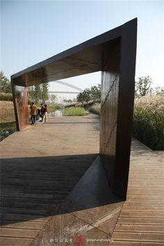 Картинки по запросу houtan park shanghai