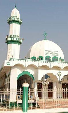 Al-ahszan masjid - Vietnam