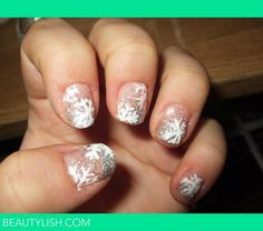 Snowflake | Gabriela B.'s Photo | Beautylish
