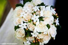 White Wedding Bouquets | by Carol Lynn Originals & Events| Lexington KY