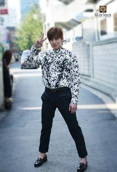 Ji Chang Wook BTS