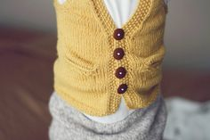 612 Month Wool Tweed Vest for Boys  Wool by DarlingMeetsDapper, $30.00