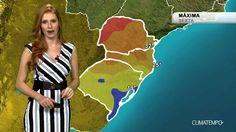 Previsão Sul - Chuva continua intensa