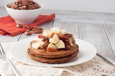 gingerbread-pancakes