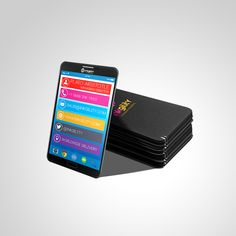 Samsung Galaxy Note 3 Business Card