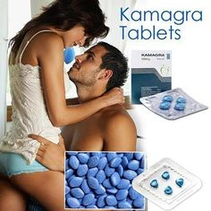 Kamagra Tablets – Medicine to Cure Impotence