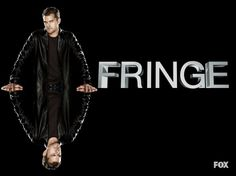 Fringe: only the most amazing tv show of all time. Also a Joshua Jackson fan!