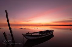 The old Boat by silviolegnaro #nature #travel #traveling #vacation #visiting #trip #holiday #tourism #tourist #photooftheday #amazing #picoftheday