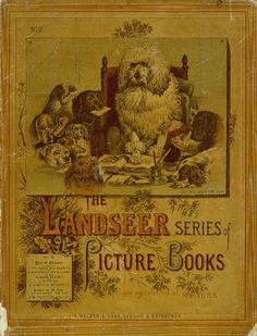 The Landseer series of picture books - Front Cover