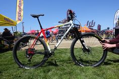 Breadwinner Goodwater http://www.bicycling.com/bikes-gear/reviews/the-most-exciting-2017-mountain-bikes-at-sea-otter/slide/2