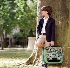 Preparing for school with style www. Suitcase, School, Style, Fashion, Swag, Moda, Fashion Styles, Fashion Illustrations, Briefcase