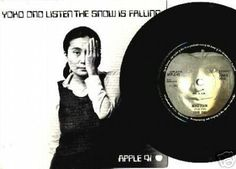 YOKO ONO LENNON MIND TRAIN UK APPLE 7 WITH RARE PS [61348] - $39.99 : Vinyl Frontier Music, - Rare Records, CDs, posters, memorabilia, and more:, Vinyl Frontier Music, - Rare Records, CDs, posters, memorabilia, and more:
